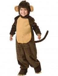Disfarce Premium de macaco para criança