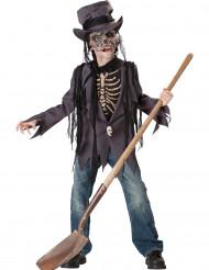 Disfarce assaltante de túmulos menino- Premium Halloween