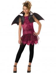Disfarce Morcego menina - Premium