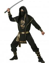 Disfarce Premium de Ninja para Homem