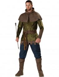 Disfarce Premium de Robin dos Bosques para homem