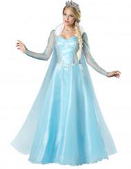 Disfarce Princesa da neve mulher - Premium