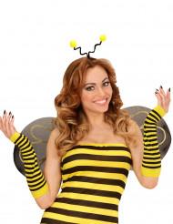Mangas longas de abelha para adulto