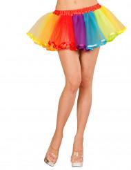 Saiote colorido mulher