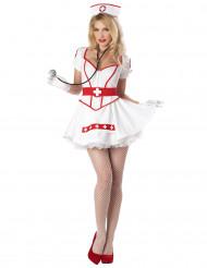 Disfarce de enfermeira sexy para mulher