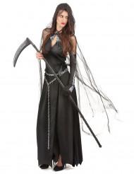 Disfarce Senhora das Trevas mulher Halloween