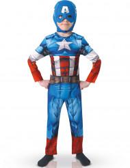 Disfarce clássico Capitão América™ menino - Avengers™