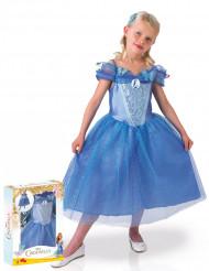 Disfarce de Luxo de Cinderela™ para menina em Croffret