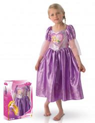 Disfarce de luxo Love Heart da princesa Rapunzel™ em caixinha para menina