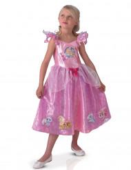 Disfarce de luxo das Princesas Palace Pets™ para menina