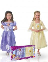 Pack disfarces clássicos menina Princesa Sofia e Ambre™ Coffret
