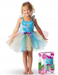 Coffret - Disfarce clássico Rainbow Dash™ menina