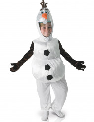 Disfarce de luxo forrado de Olaf™ para criança