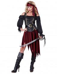 Disfarce de mulher Pirata