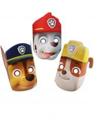 8 máscaras de cartão Patrulha Pata™