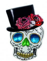 Decoração Mr Esqueleto Dia de los muertos