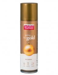 Spray dourado Natal