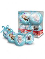 4 Bolas de Natal Frozen™