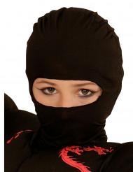 Capuz de ninja para criança!