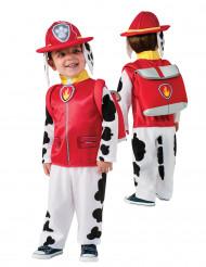 Disfarce para criança de bombeiro Marshall - Patrulha Pata™