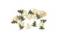 Confetis de mesa pinheiro de Natal