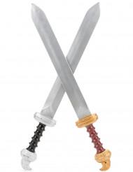 Kit de duas Espadas de Gladiador para criança
