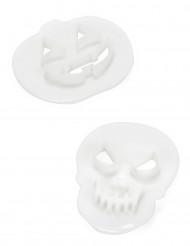 2 Formas para bolachas Halloween