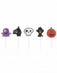 5 Velas Halloween