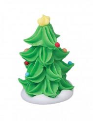 Pequeno pinheiro de Natal de açúcar