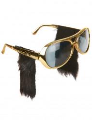 Óculos de sol rocker com patilhas
