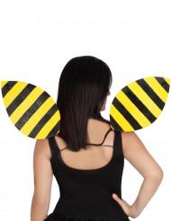 Asas de abelha para adulto