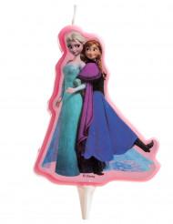 Vela para bolo de aniversário do Frozen™