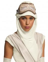 Máscara de adulto com capuz de Rey - Star Wars VII™