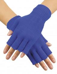 Miténes curtas azuis adulto