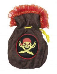 Bolsa de pirata 24 cm