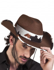 Chapéu de Cowboy do Oeste para adulto