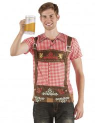 T-shirt bávaro homem