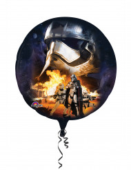 Balão de alumínio Star Wars VII™ 81 x 81 cm