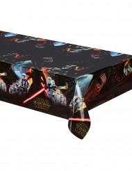 Protecção de mesa em plástico Star Wars VII ™ 120 x 80cm