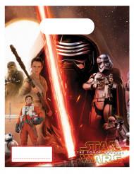 6 Sacos de festa Star Wars VII™