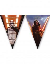 Grinalda de bandeirolas Star Wars VII™