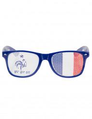 Óculos azuis França FFF™
