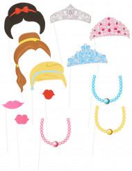 Kit Photobooth princesa