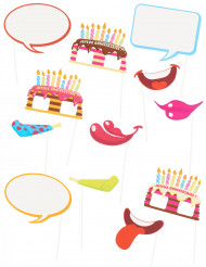 Kit Photobooth aniversário