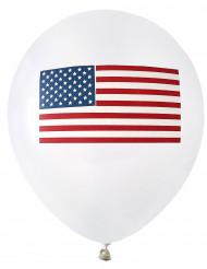 8 balões USA