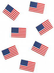 50 confetis de mesa USA