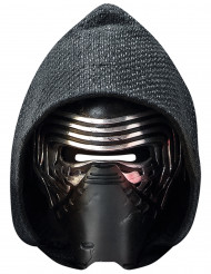 Máscara de Cartão de Kylo Ren Star Wars VII - The Force Awakens™