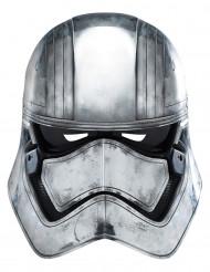 Máscara de Cartão de Capitã Phasma Star Wars VII - The Force Awakens™