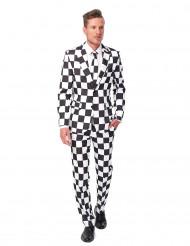Fato Mr.Black & White homem Suitmeister™