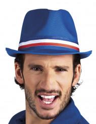 Chapéu ganster azul adulto